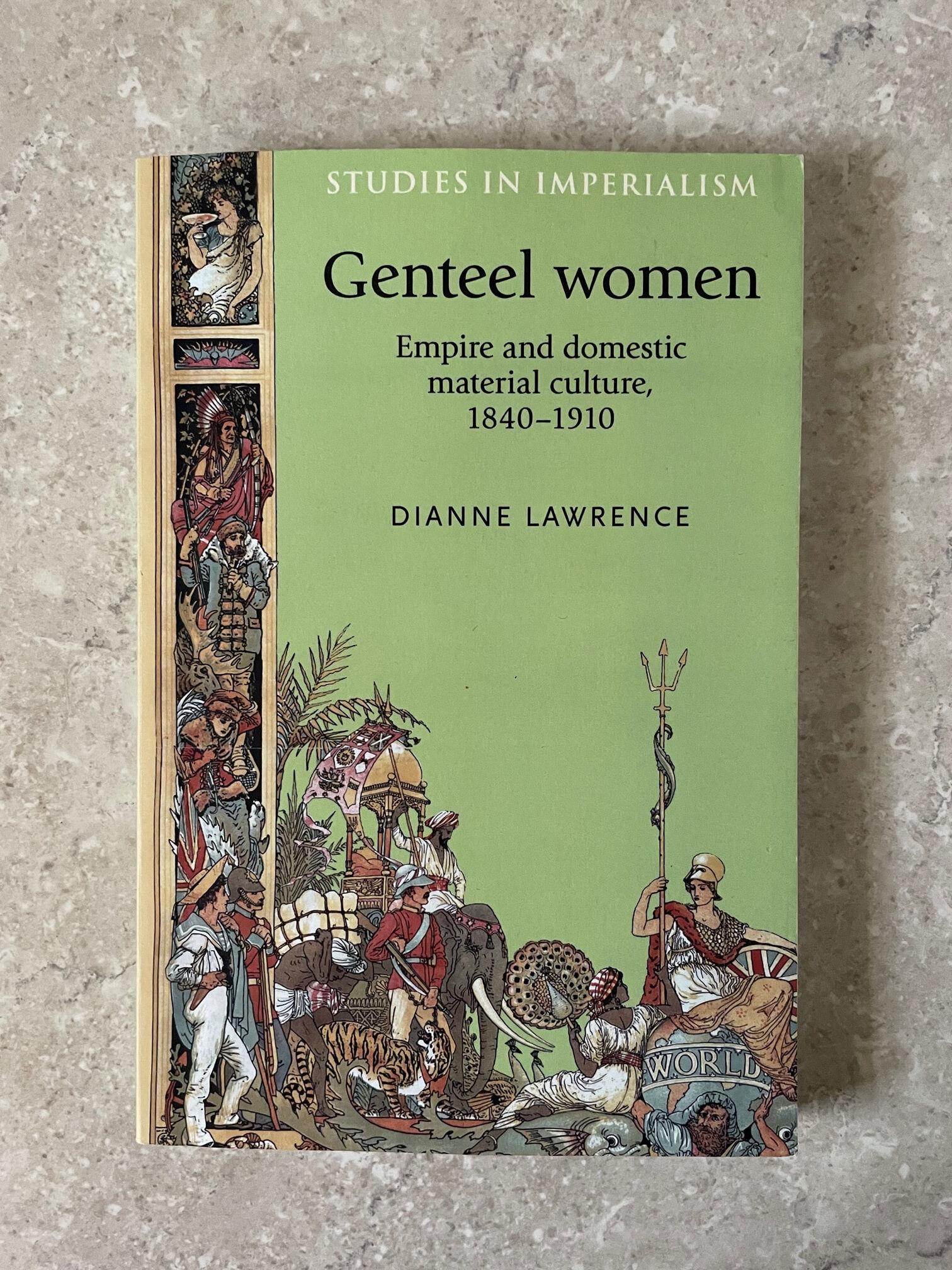 Genteel Women: Dianne Lawrence