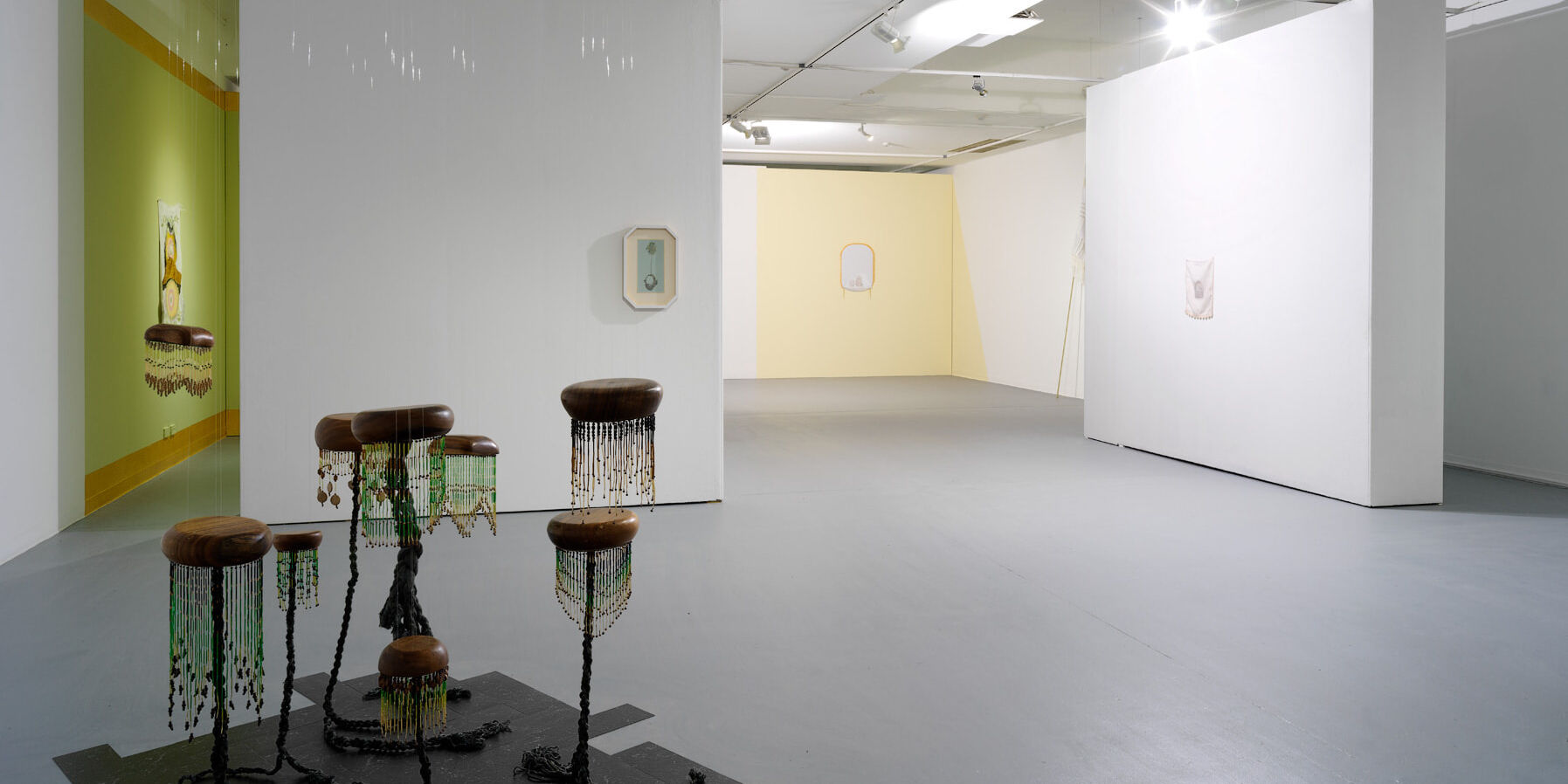 Installation Domestic Arts at ACE Open, SA.