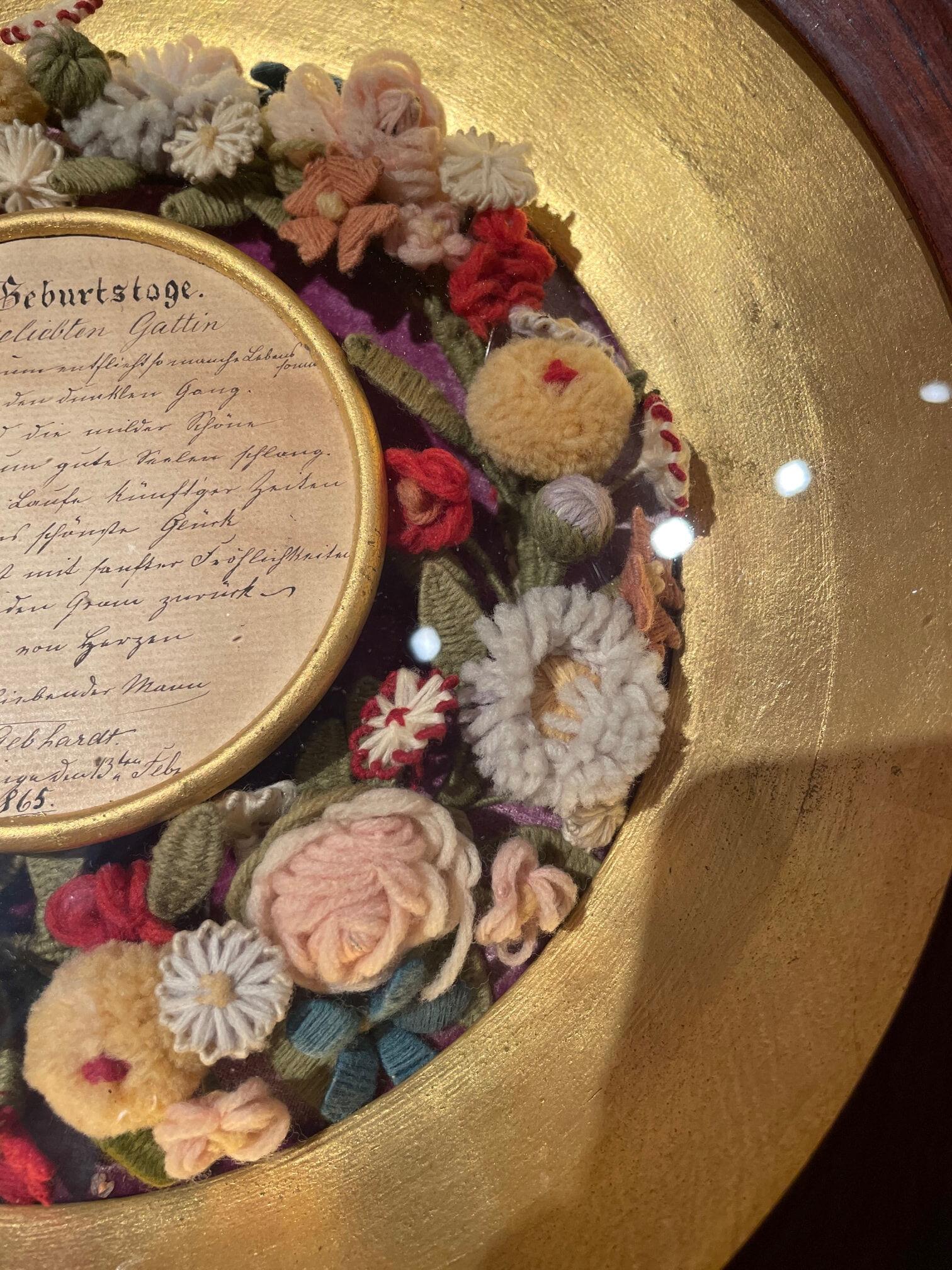 Art Gallery of South Australia: Barossa wreath