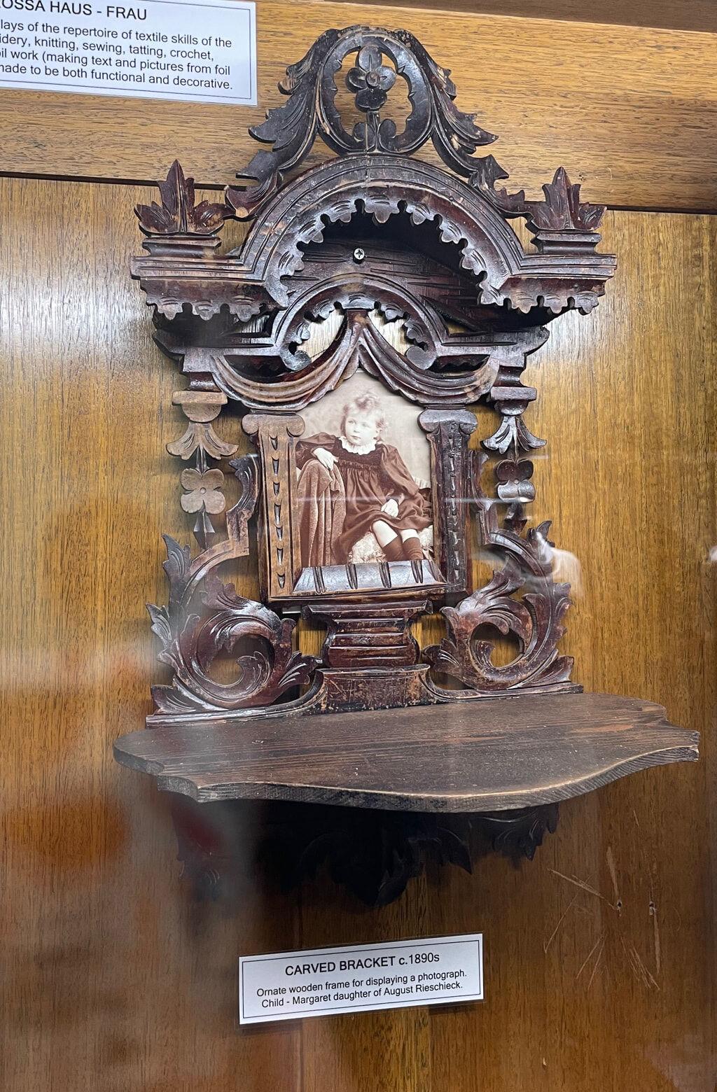 Barossa Museum: frame